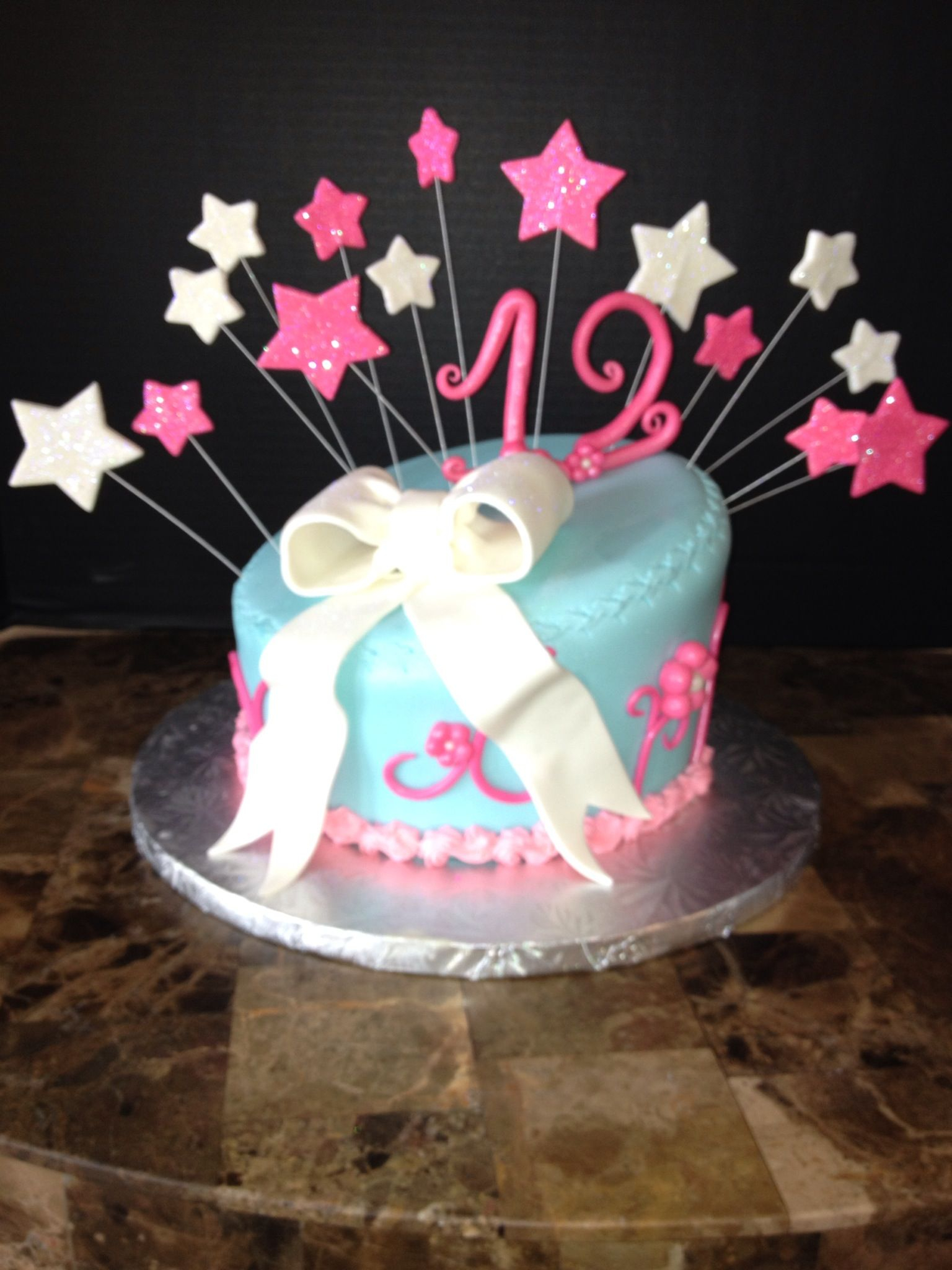 30 Great Image of 12Th Birthday Cake