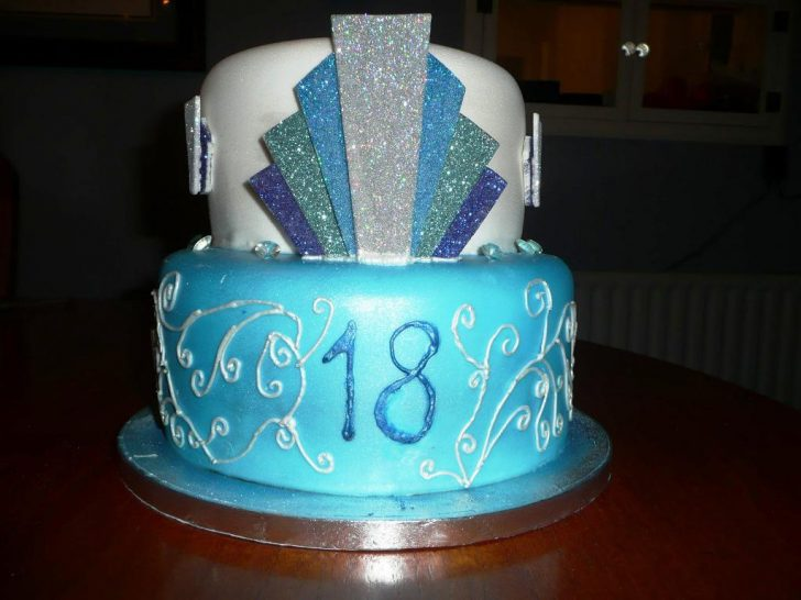 18Th Birthday Cake Designs 18th Birthday Cake Decorating Ideas Classic Style Simple 18th
