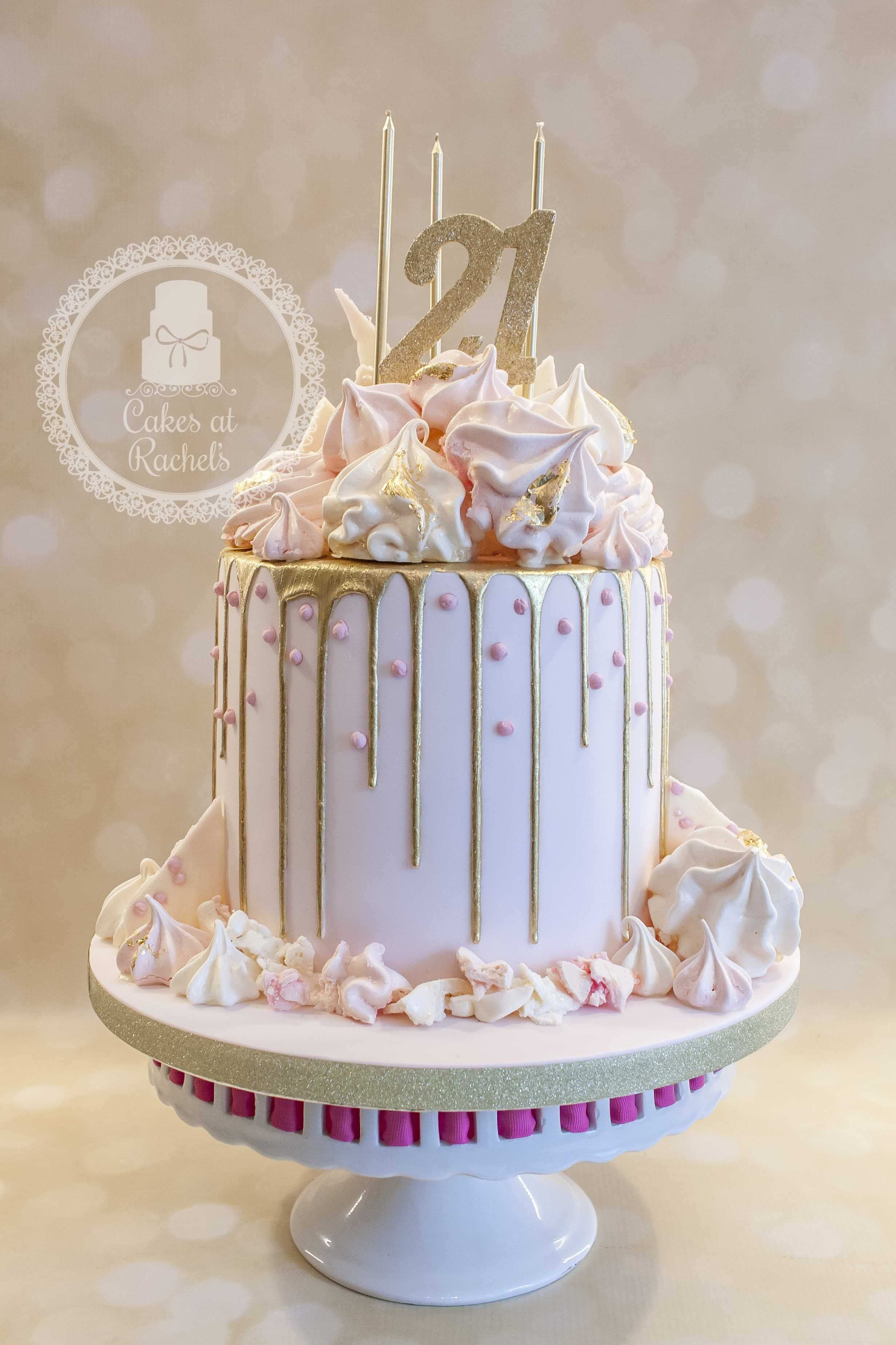 25+ Amazing Picture of 21St Birthday Cake Ideas For Her