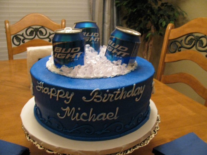 21St Birthday Cakes For Guys Any Guy Would Love This Cake I Want To Make My Boyfriend