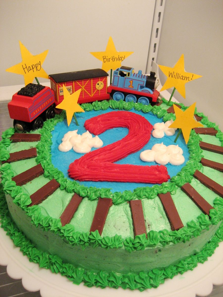 32+ Inspiration Picture of 2Nd Birthday Cake Ideas