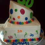 30Th Birthday Cake Ideas For Her Awesome 30th Birthday Cake Ideas Classic Style Smart 30th