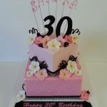 30Th Birthday Cake Ideas For Her My 30 Th Birthday Cake Cake Ideas Pinterest 30 Birthday