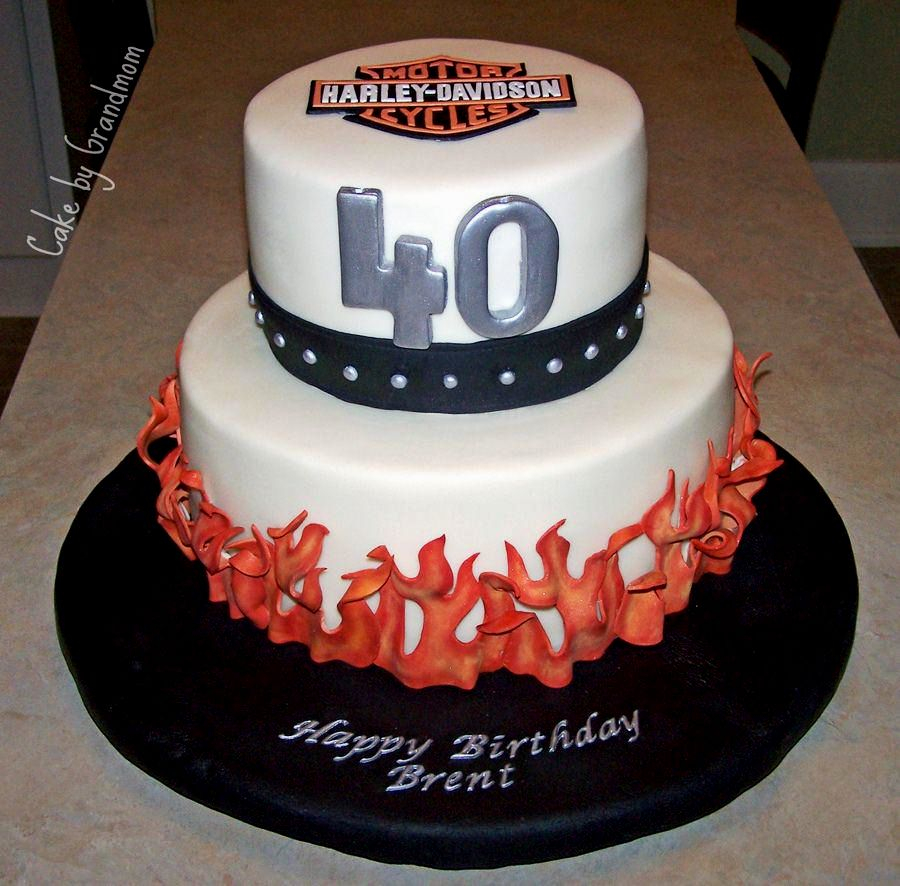 40Th Birthday Cake Ideas 10 40th Birthday Cakes For Him Photo 40th Birthday Cake Ideas For