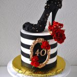 40Th Birthday Cake Ideas 40th Birthday Cake Cakecentral