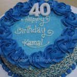 40Th Birthday Cake Ideas 40th Birthday Cake For Him Her Men Ladies Ideas Decorations