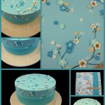 40Th Birthday Cake Ideas 40th Birthday Cake Inspired Michelle
