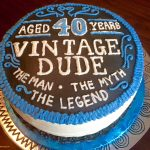 40Th Birthday Cake Ideas 40th Birthday Decoration Ideas For Him Luxury 40th Birthday Cake