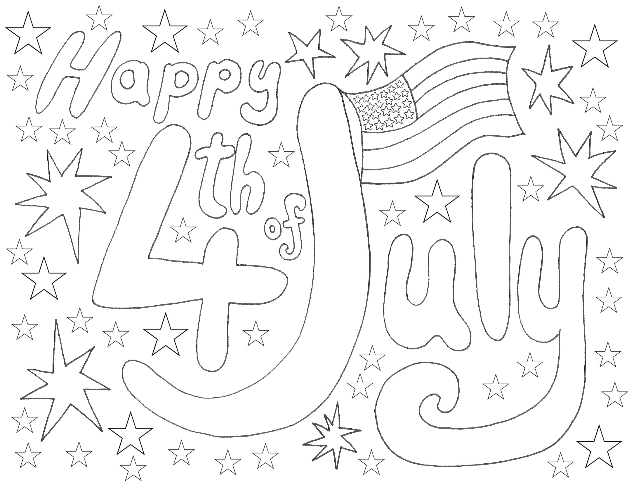 4th Of July Coloring Pages 10 July 4 Coloring Pages Adorable 4th Of July Color 4th Of July