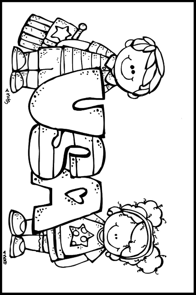 4th Of July Coloring Pages Fourth Of July Coloring Pages