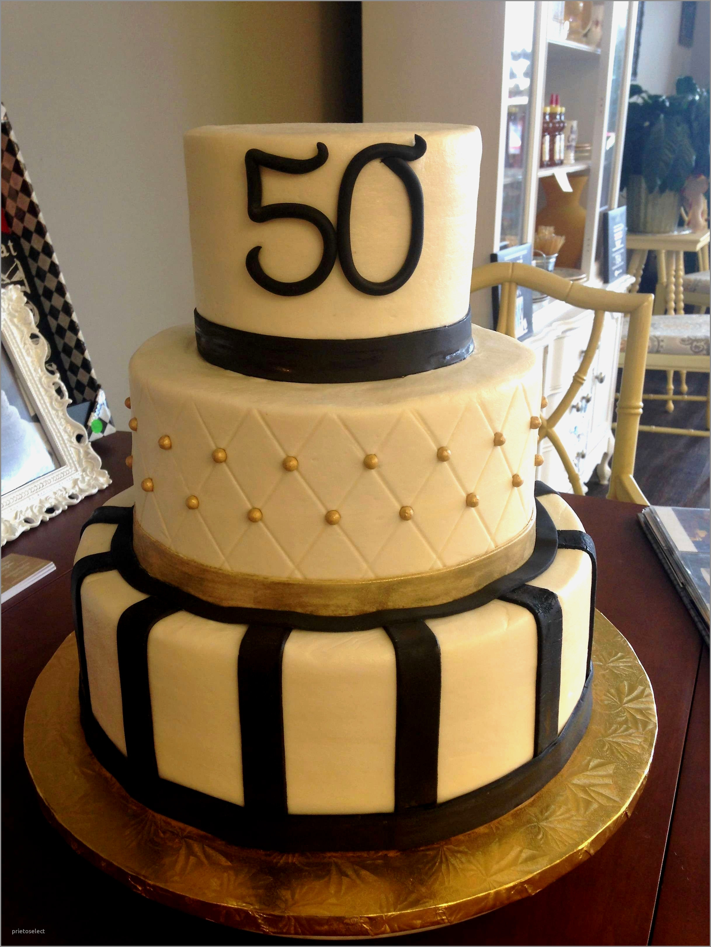 50Th Birthday Cake Ideas For Her 50th Him Centerpiece