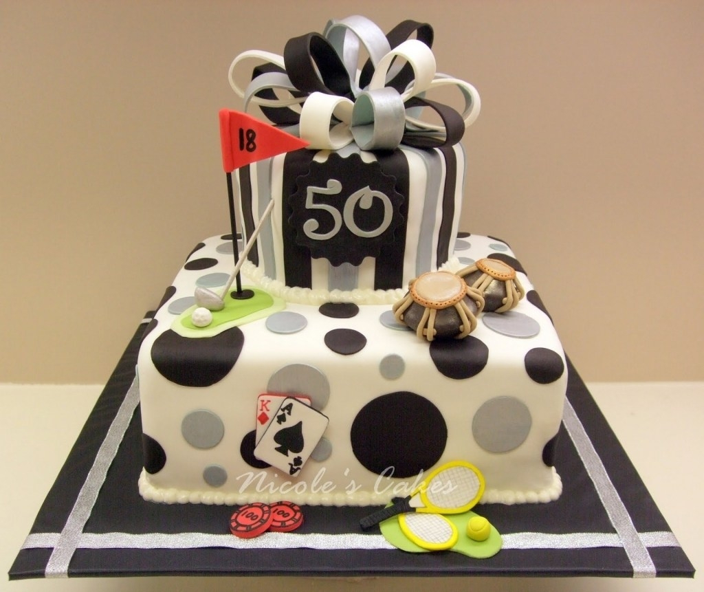 50Th Birthday Cake Ideas For Him Divine Mens Cakes Romantic For Wedding Layer Inch Flavor Recipes