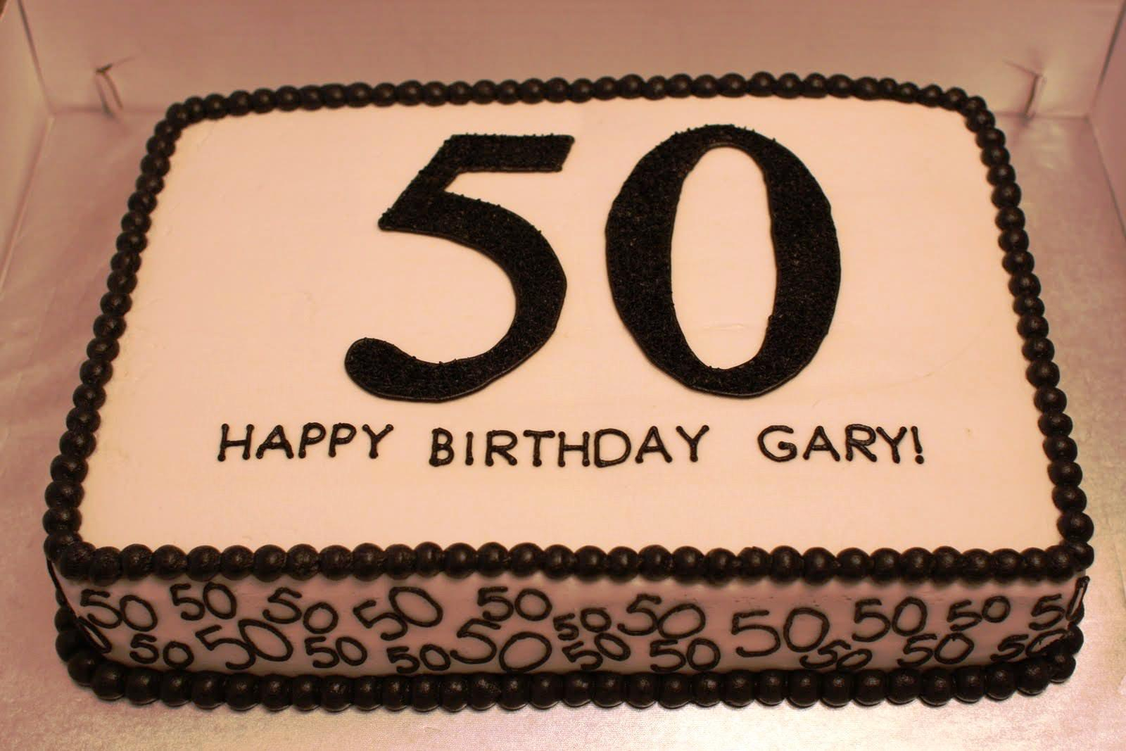 Ideas For 50th Birthday Cake Male Best Of 70th
