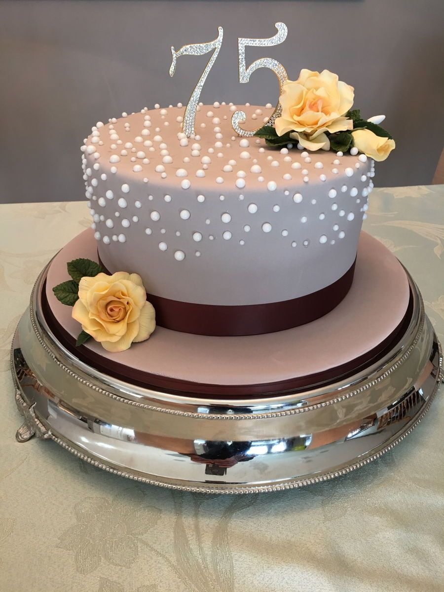 25+ Exclusive Image of 75Th Birthday Cake