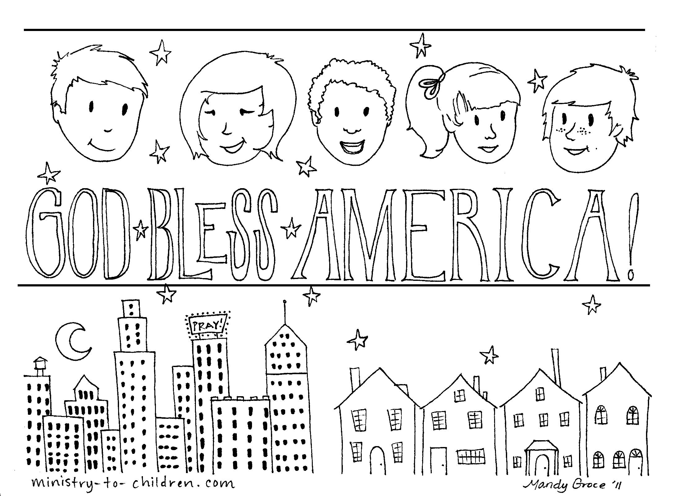 9 11 Coloring Pages God Bless September 11 Coloring Pages 11th Rizapbeauty