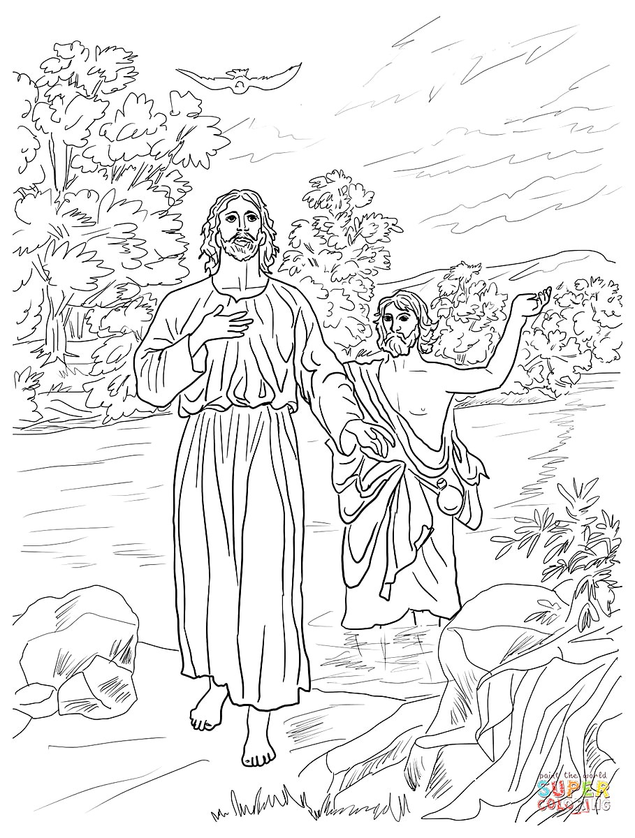 9 11 Coloring Pages John 1 29 33 Lg Mark 9 11 Coloring Pages Tesouroliterario