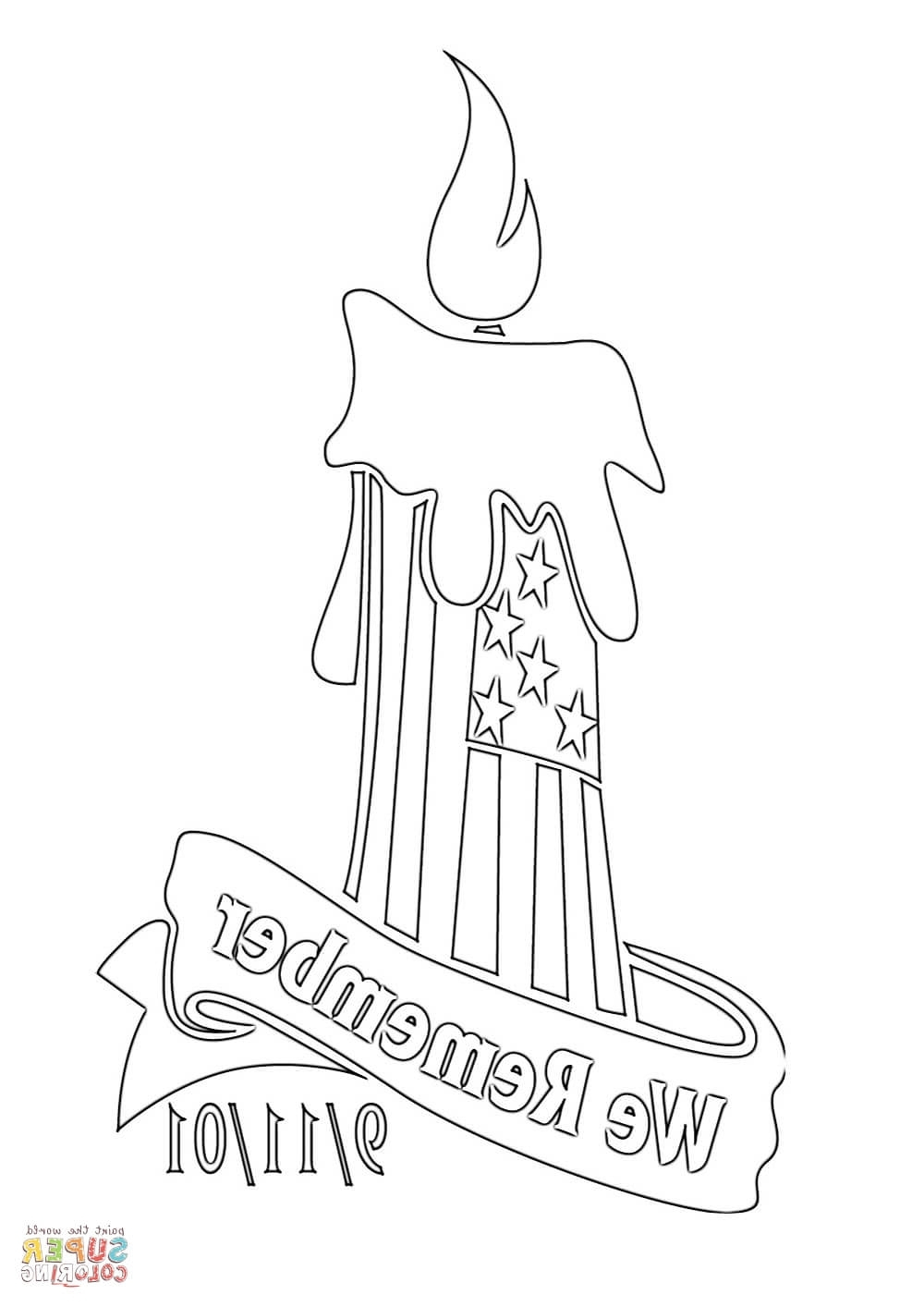 9 11 Coloring Pages September 11 Coloring Pages Crafted Here
