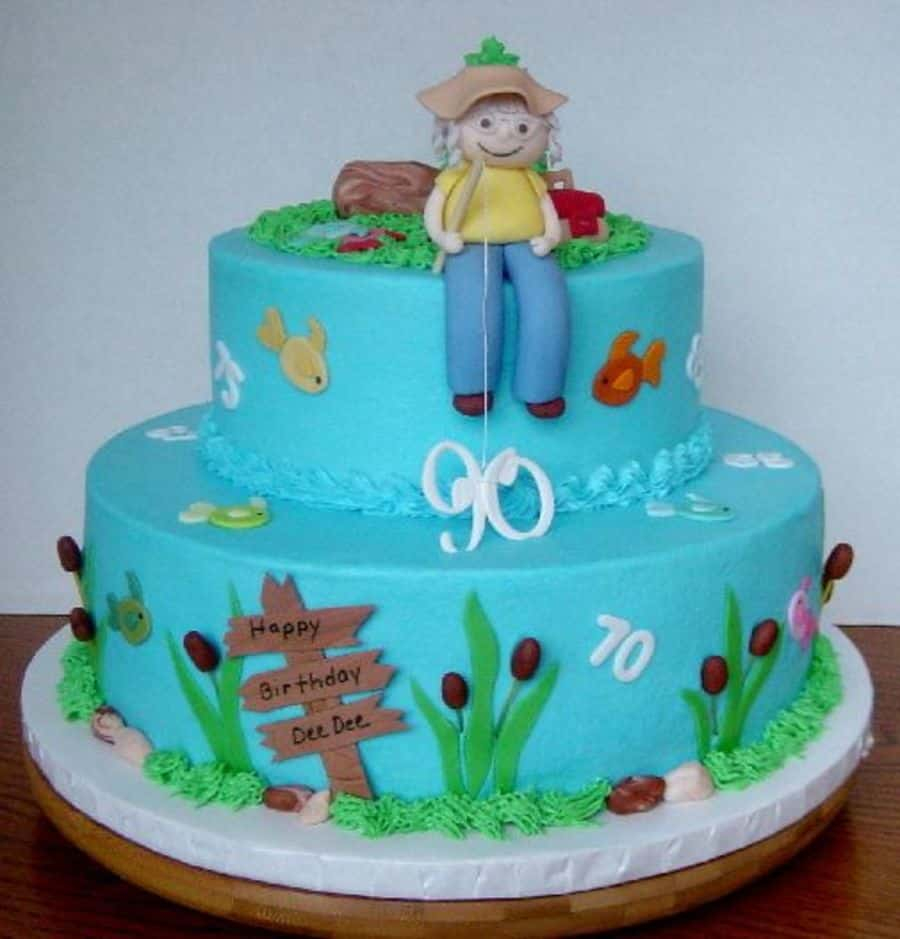 90Th Birthday Cake Ideas 90th Birthday Cakes And Cake Ideas