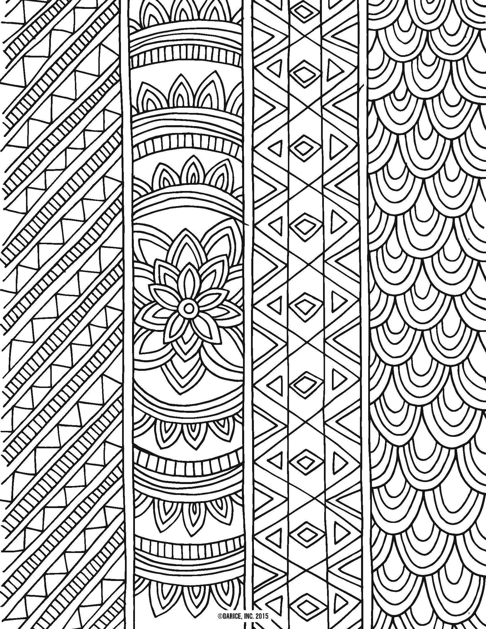 Adult Coloring Pages 9 Free Printable Adult Coloring Pages Pat Catans Blog