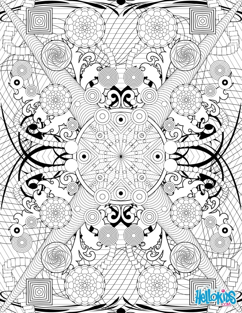 25+ Inspiration Photo of Adult Coloring Pages Online