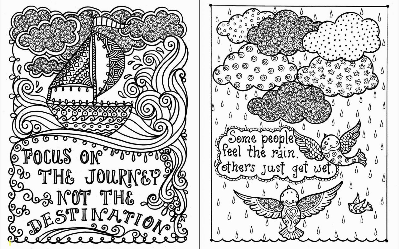 Adult Coloring Pages Quotes Awful Free Printable Quote Coloring
