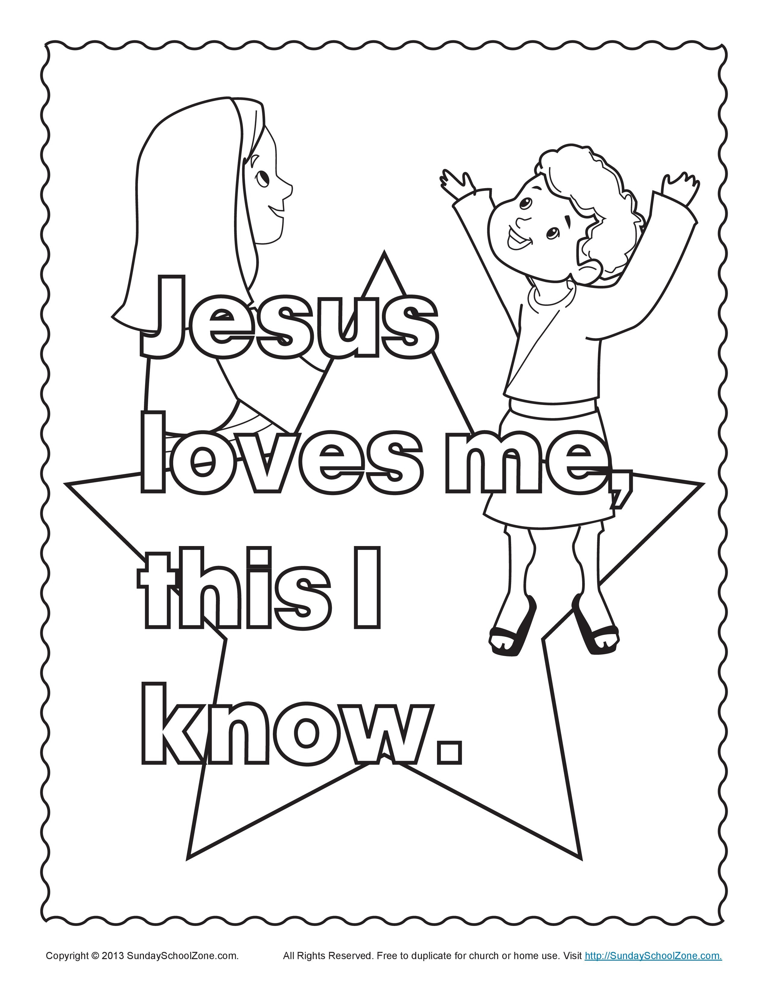 All About Me Coloring Pages Jesus Loves Me Coloring Sheet 8921 Scott Fay Com Extraordinary All