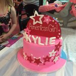 American Girl Birthday Cake American Girl Cake My Cakes Pinterest American Girl Birthday