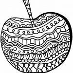 Apple Coloring Pages Apple Coloring Pages 650841 Opportunities Apple Coloring Pages