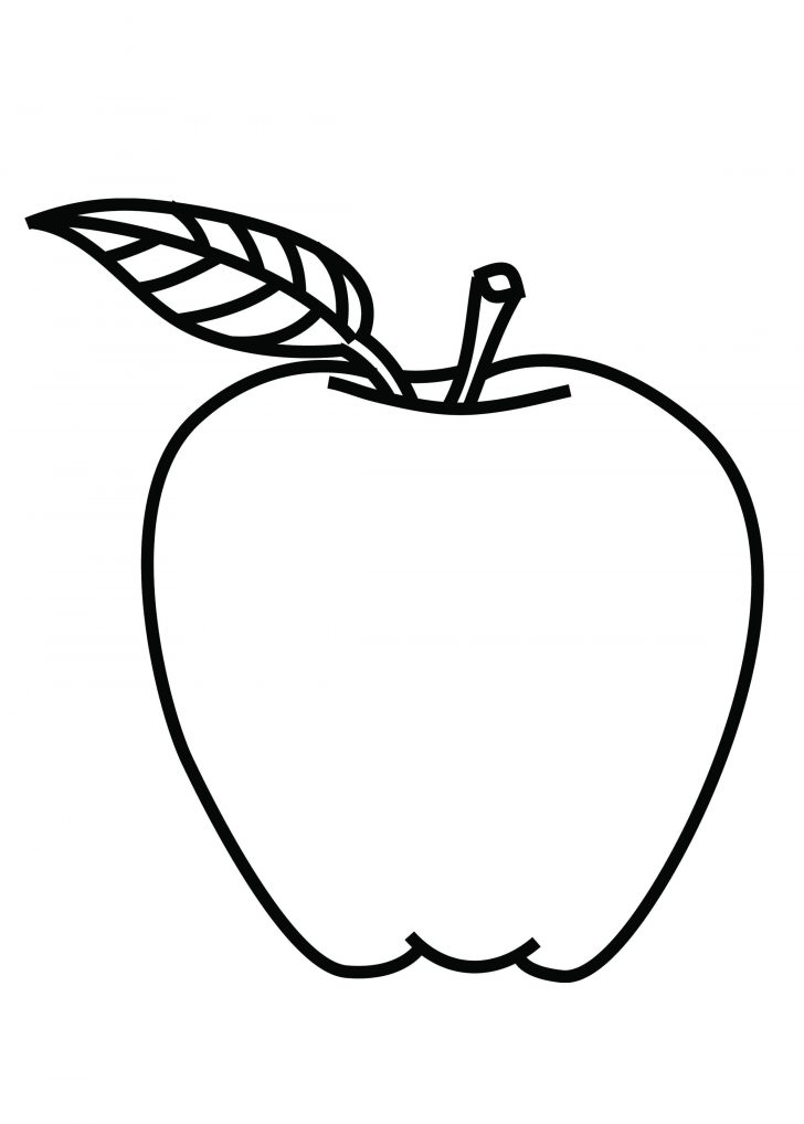 Apple Coloring Pages Apple Coloring Pages Free Large Images Apples Pinterest And