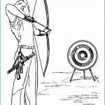 Arrow Coloring Pages Arrow Coloring Pages Admirable Archery Coloring Page Coloring Pages