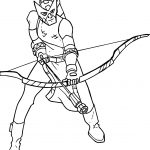 Arrow Coloring Pages Avengers Arrow Coloring Pages Wecoloringpage