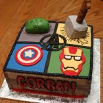 Avenger Birthday Cake 12 Simple Avengers Cakes Photo Avengers Birthday Cake Ideas