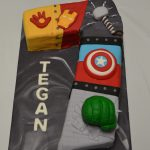 Avenger Birthday Cake Avengers Birthday Cake A Little Of This And A Little Of That
