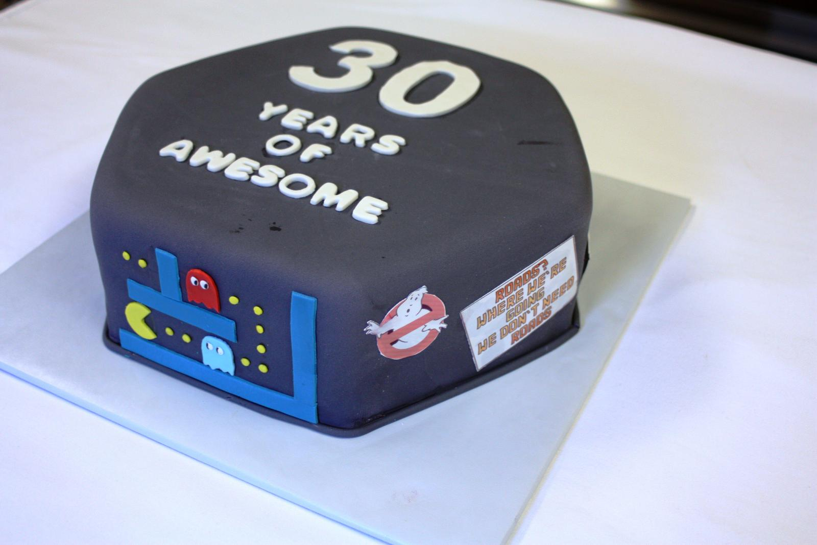 Awesome 30Th Birthday Cakes Funny 30th Birthday Cake Ideas Protoblogr Design 30th Birthday