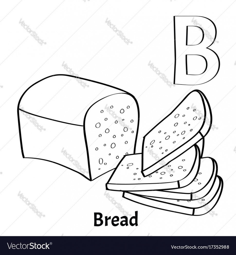 B Coloring Page 12 Awesome Things You Can Learn From Letter B Freizeit Job