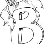 B Coloring Page Letter B Coloring Pages Free Coloring Pages
