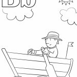 B Coloring Page Letter B Is For Boat Coloring Page Free Printable Freizeit Job