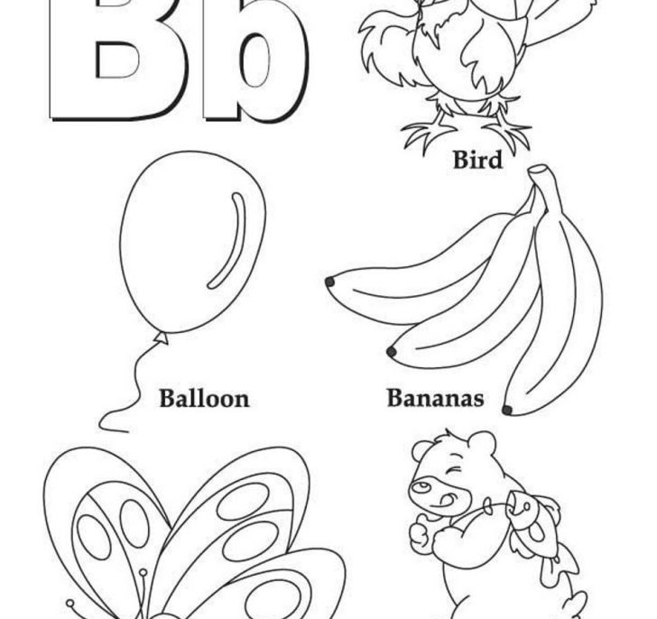 B Coloring Page Susan Anthony Coloring Page Printable Bubble Letter Pages Cute Matty
