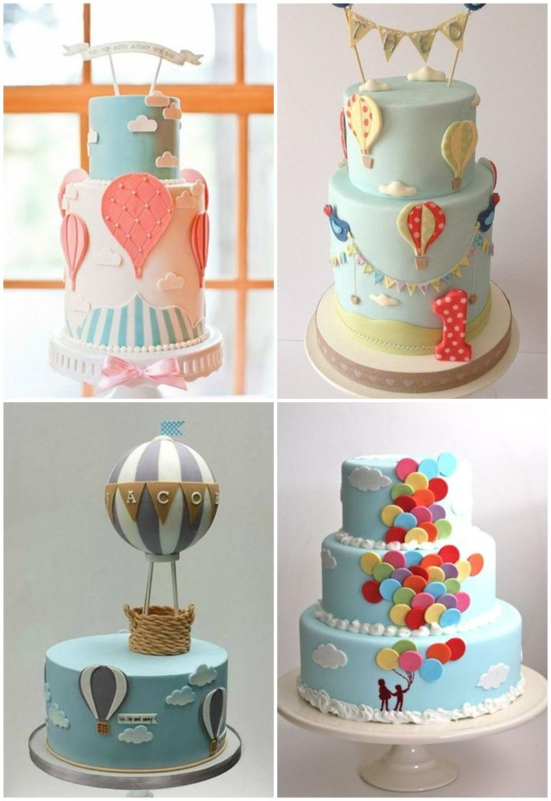 Balloon Birthday Cake Balloon Decorations For Cakes Party Ideas Pinterest Birthday
