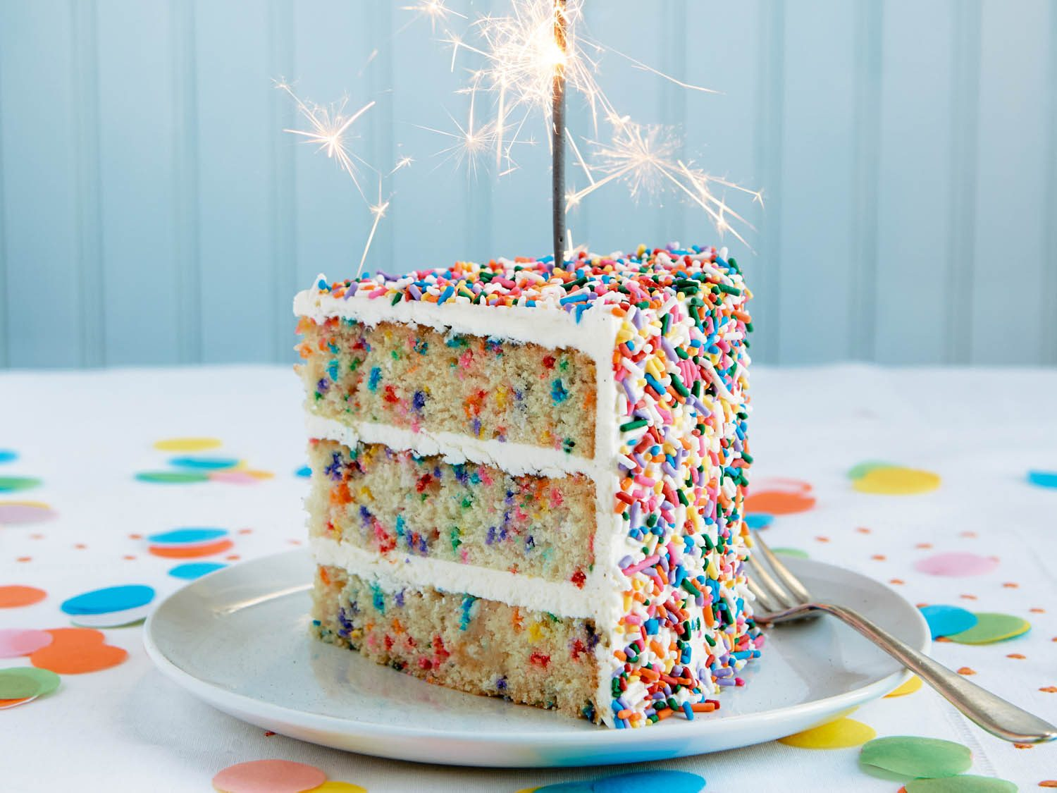 Best Birthday Cake Recipe Ultimate Birthday Cake From Baked Occasions Recipe Serious Eats