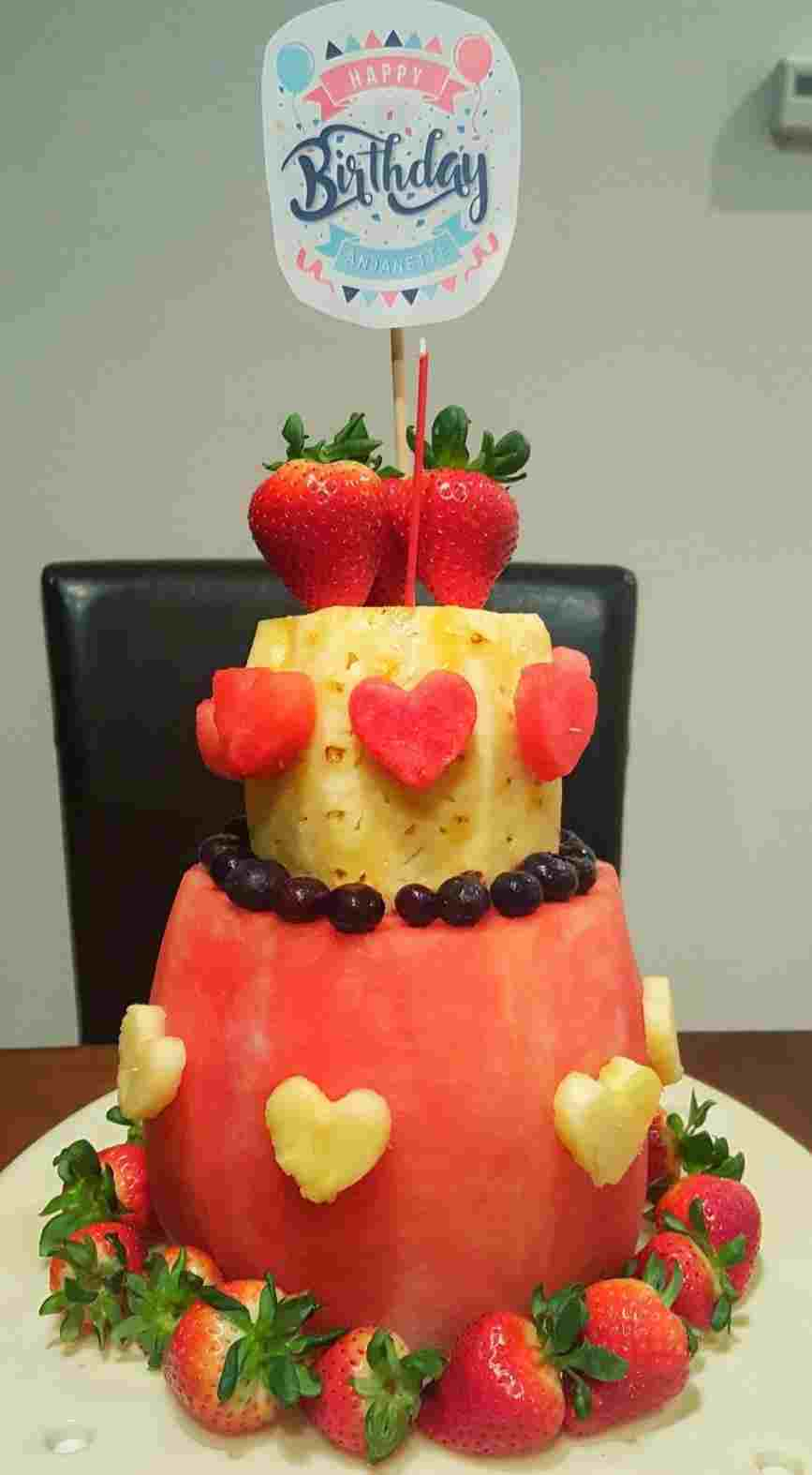 Birthday Cake Alternatives Rhpinterestcom Imagesrhlive Imagesrhlive Healthy Birthday Cake