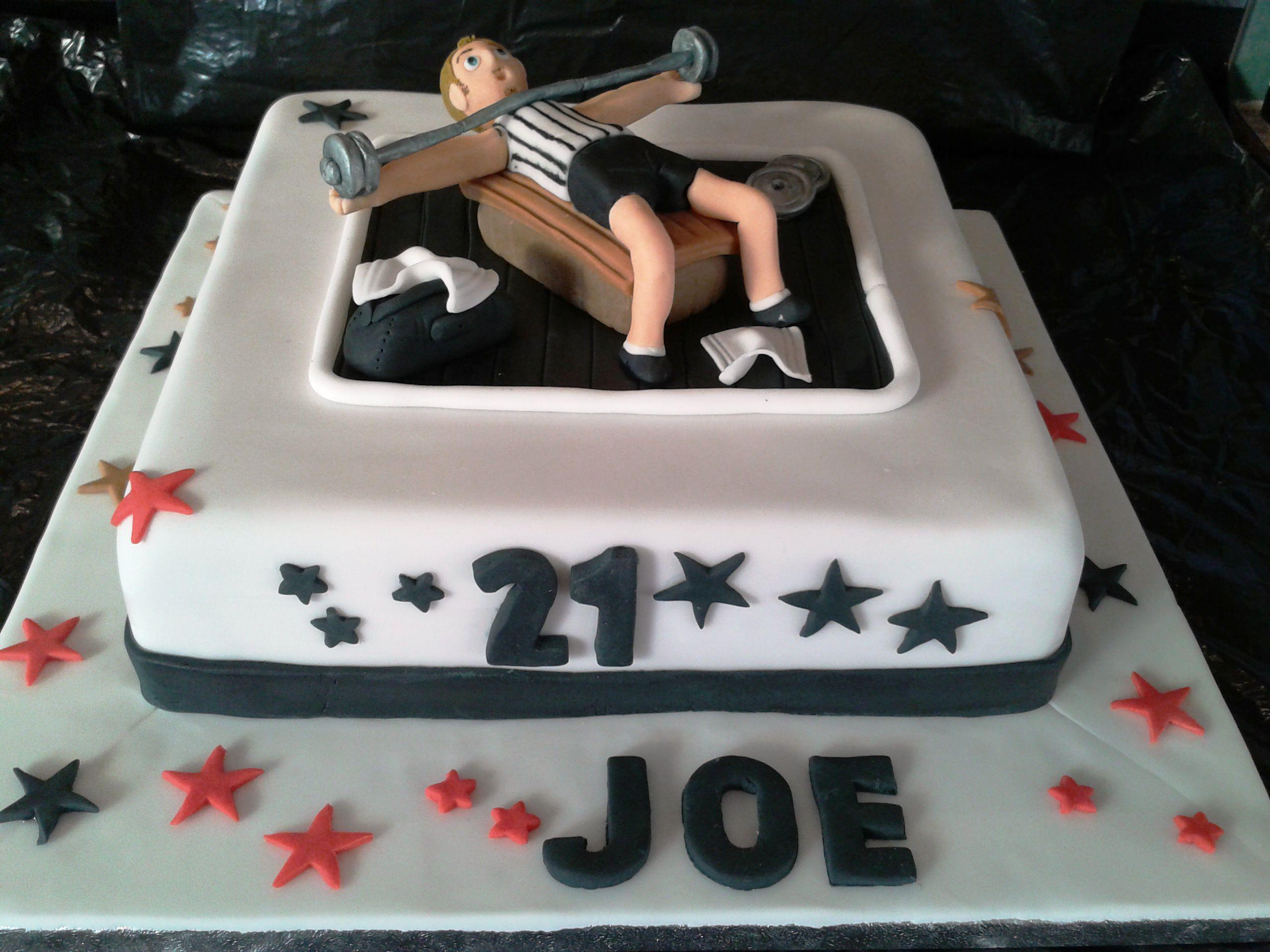 Birthday Cake Boy 21st Cakes Boys Protoblogr Design