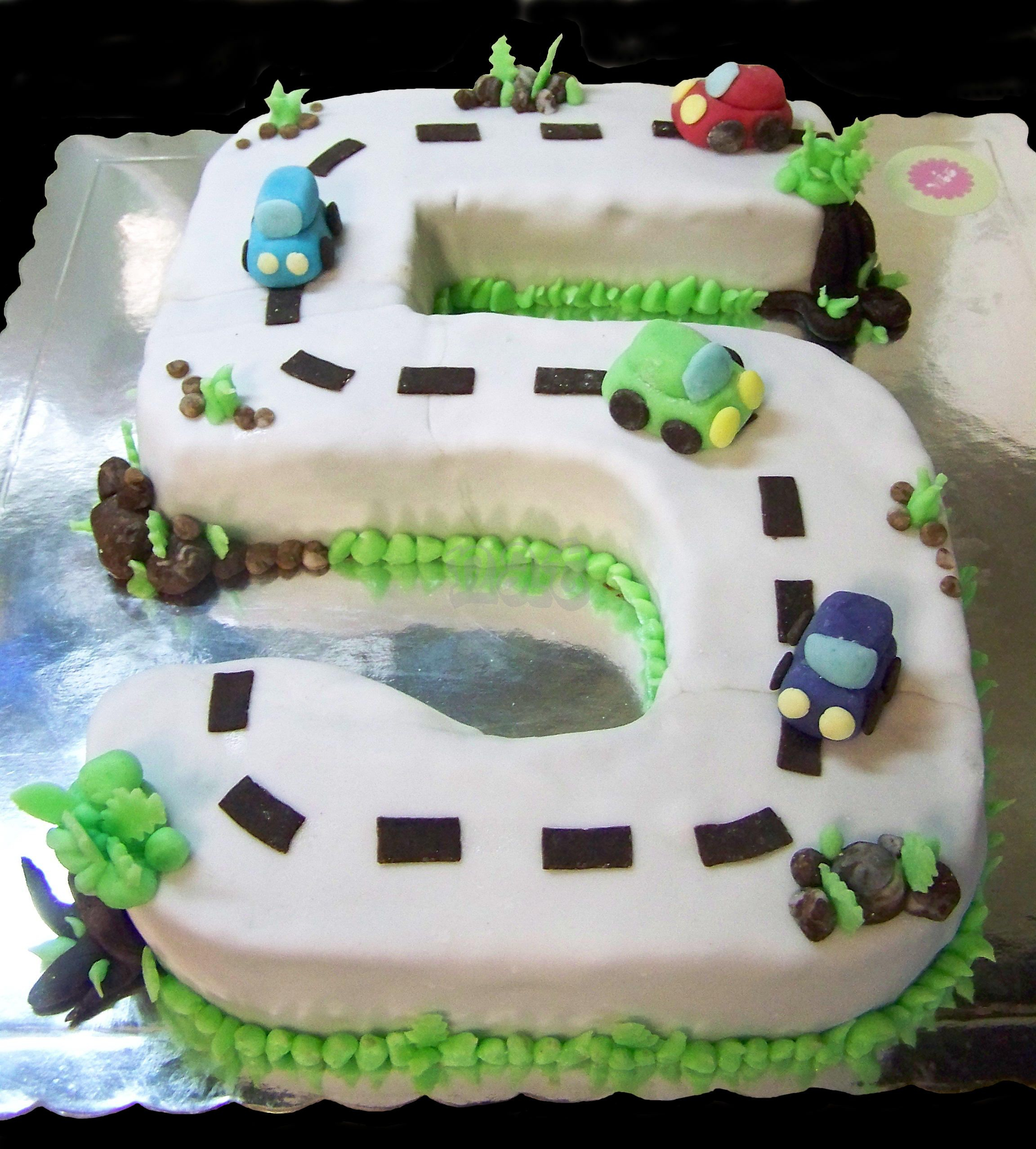 Birthday Cake Boy Cars Cakes Decoration Ideas Little Birthday Cakes