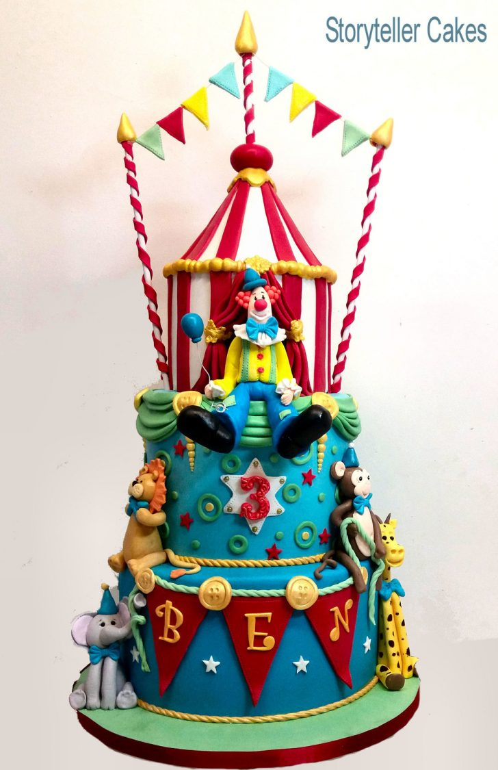 Birthday Cake Boy Childrens Birthday Cakes Boys Storyteller Cakes