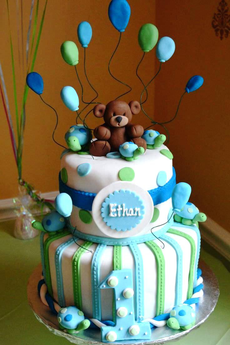 Birthday Cake Boy First Birthday Cake Boy Ideas S Betseyjohnsonshoes