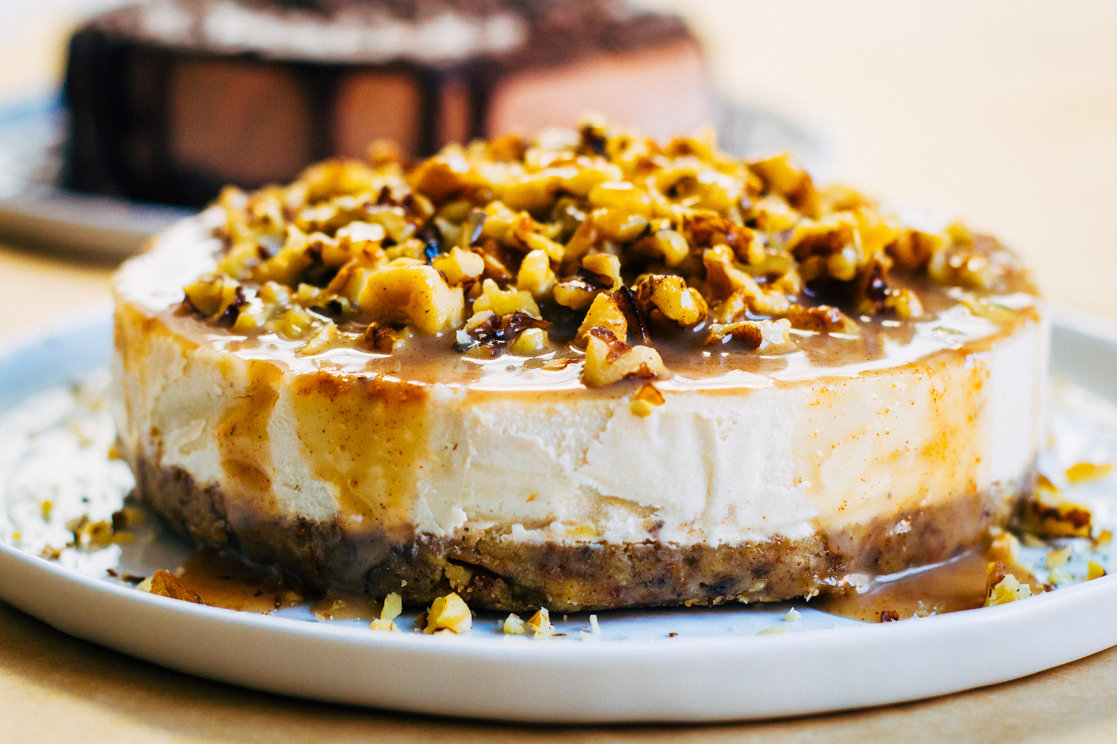 Birthday Cake Cheesecake Foods 10 Insanely Delicious Cheesecakes You Wont Believe Are Vegan