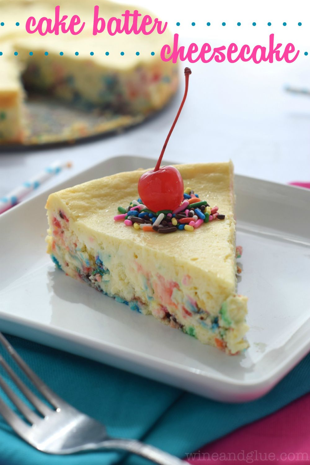 Birthday Cake Cheesecake You Need To Try Every Single One Of These Cheesecakes Recipes To