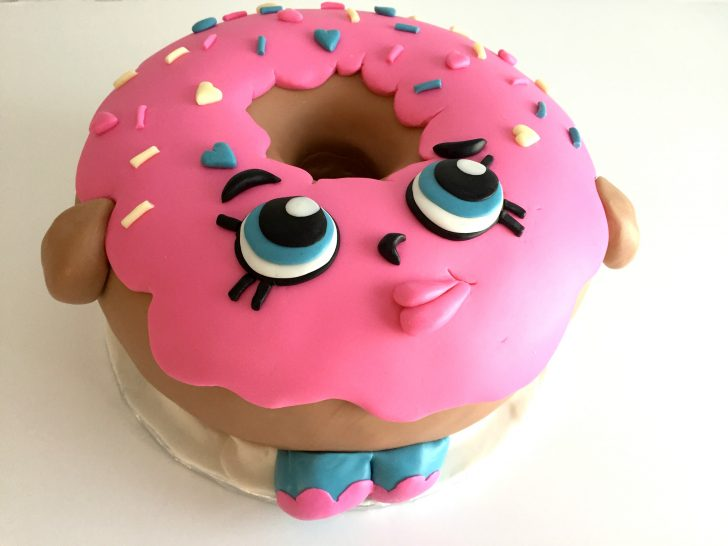 Birthday Cake Designs 10 Adorable Shopkins Cakes That Will Wow Your Guests Pretty My Party