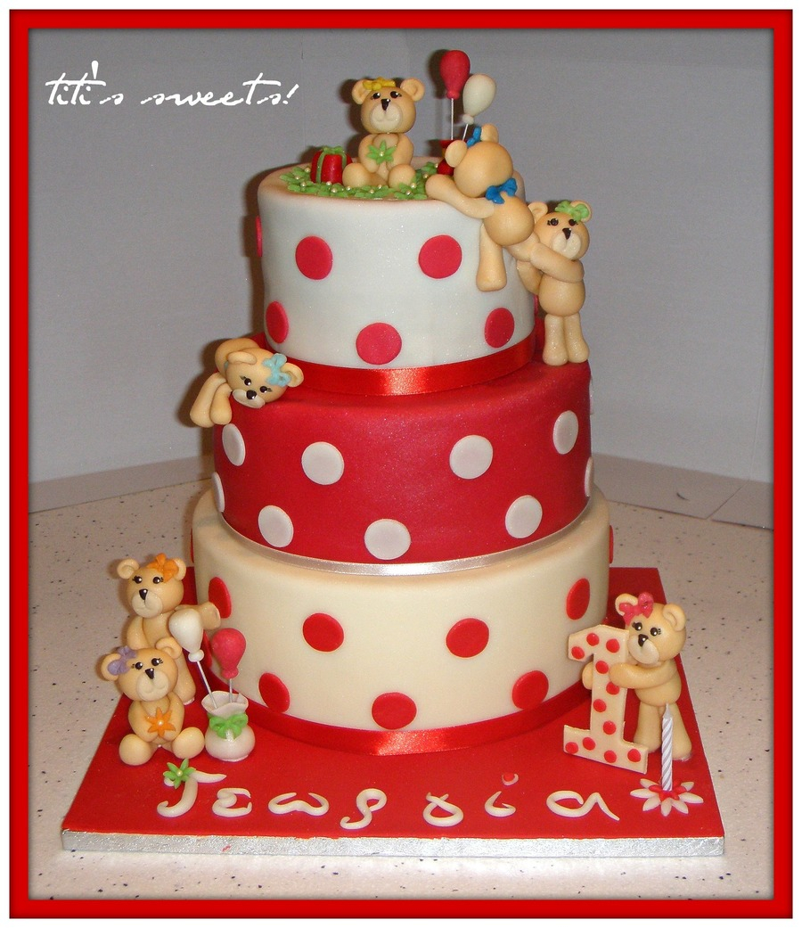 Birthday Cake Flavors 3 Tier Birthday Cake With Vanilla Cake Flavors And Chocolate Ganaged