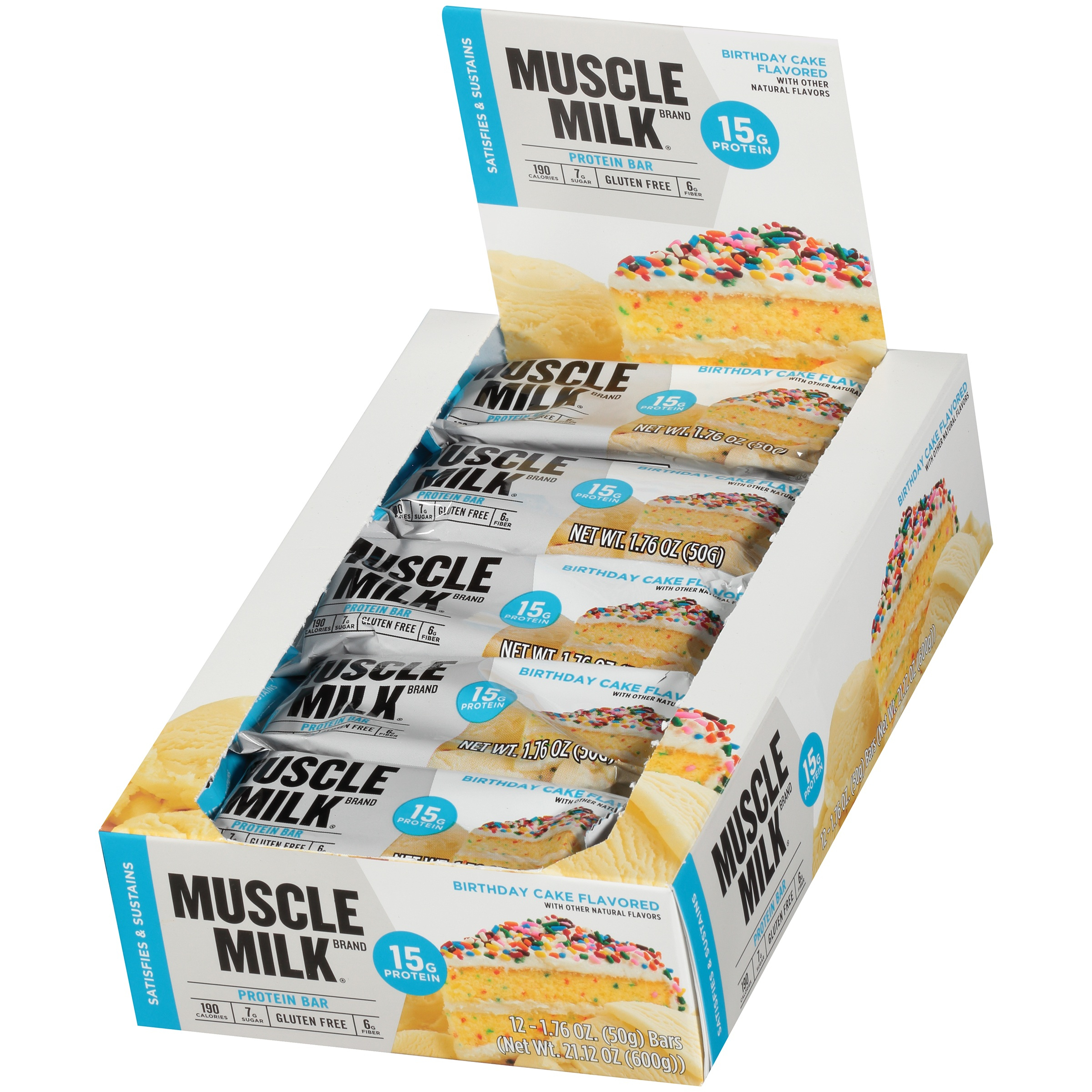 2400 In 32 Inspiration Picture Of Birthday Cake Flavors Muscle Milk